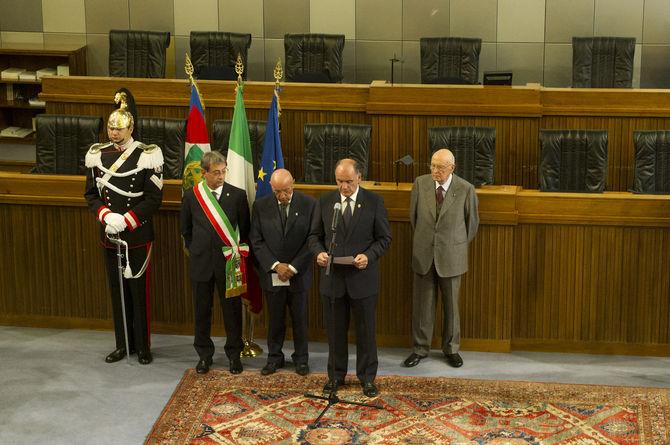 L elezione del presidente della repubblica in diretta for Diretta dalla camera dei deputati