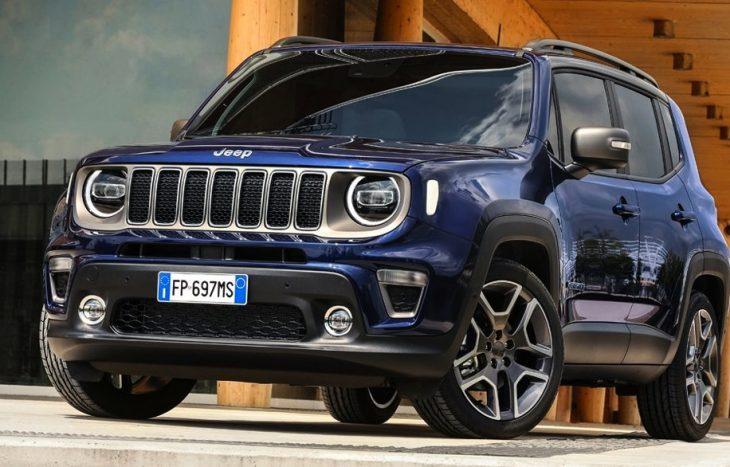 Jeep Lancia La Nuova Renegade 2019 E Rinnova Il Suo Mito Aostasera