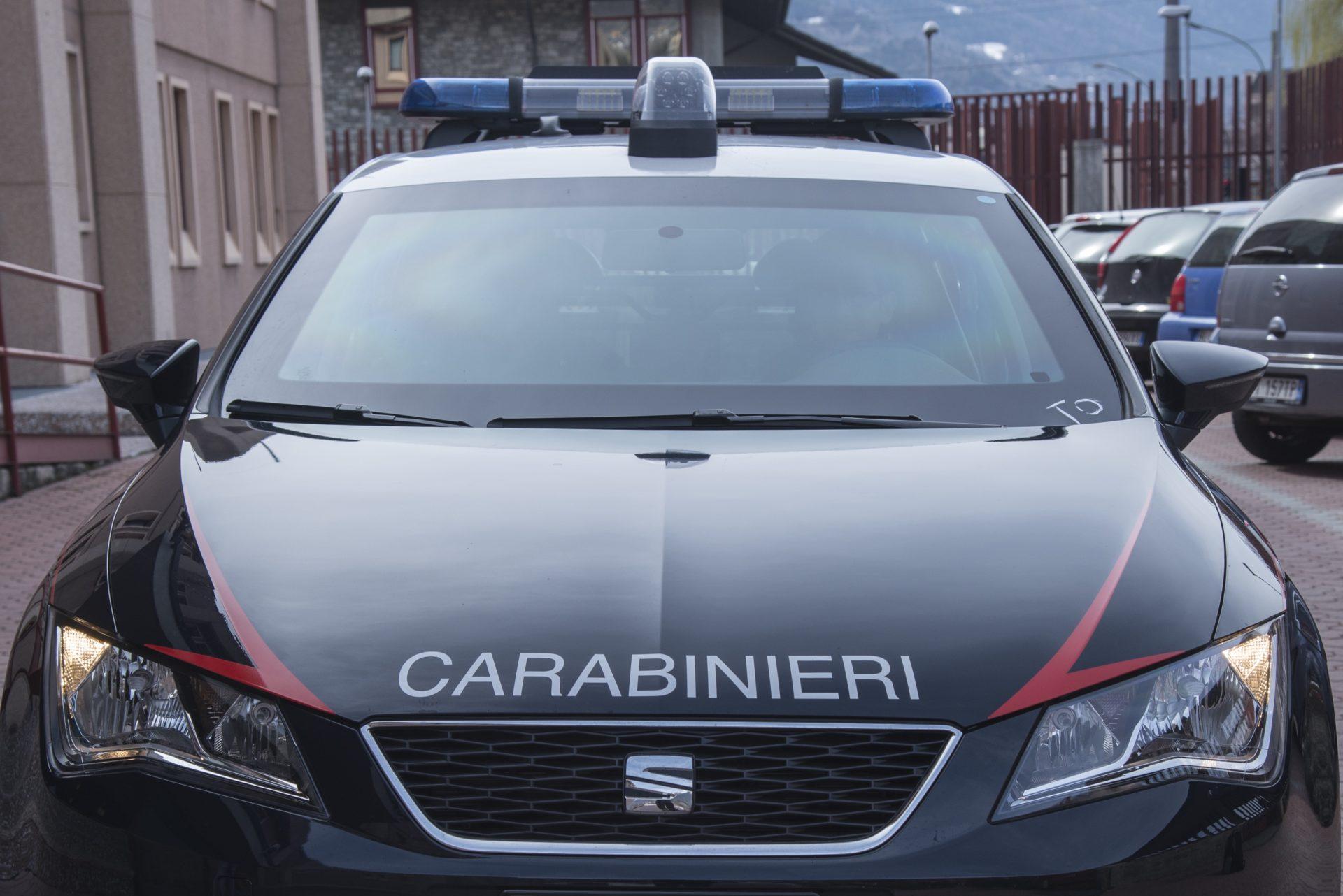 Arma dei Carabinieri Aosta