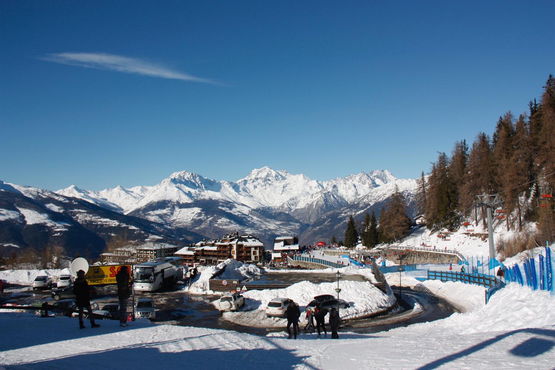 Pila - piste da sci