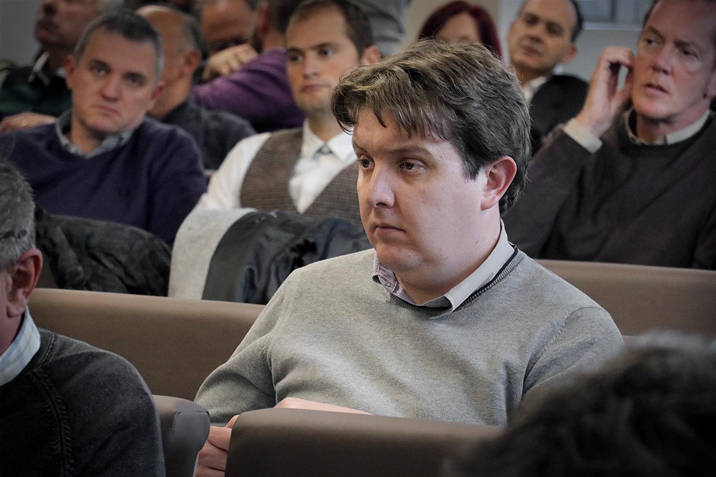 Erik Lavevaz - Assembleia CPEL celva