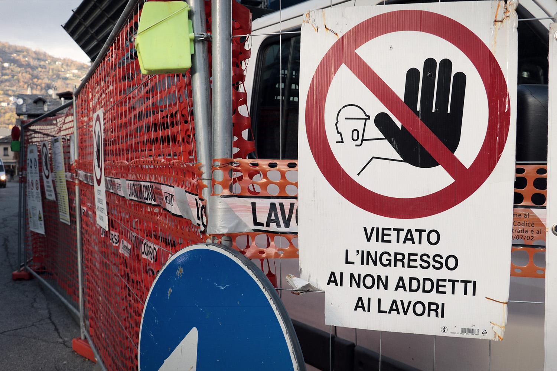 cantiere - lavori - segnaletica