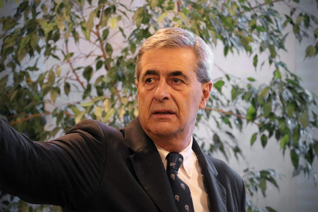 Antonio Fosson - Consiglio Regionale 05.12.18