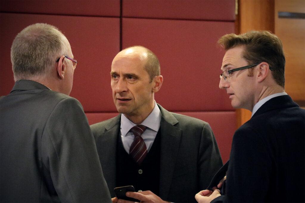 Consiglio Regionale 05.12.18 - Testolin, Bianchi e Farcoz