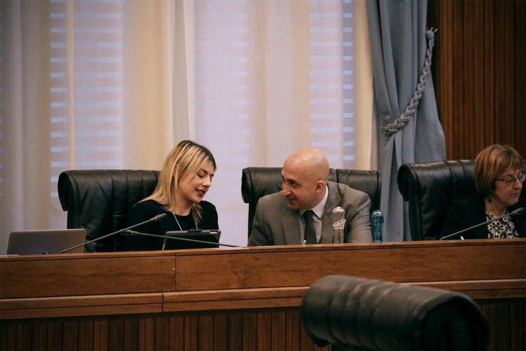 Consiglio Regionale 05.12.18 - Nasso e Borrello