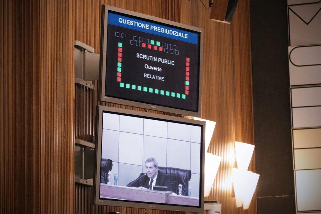 Consiglio Regionale 05.12.18 - Fosson