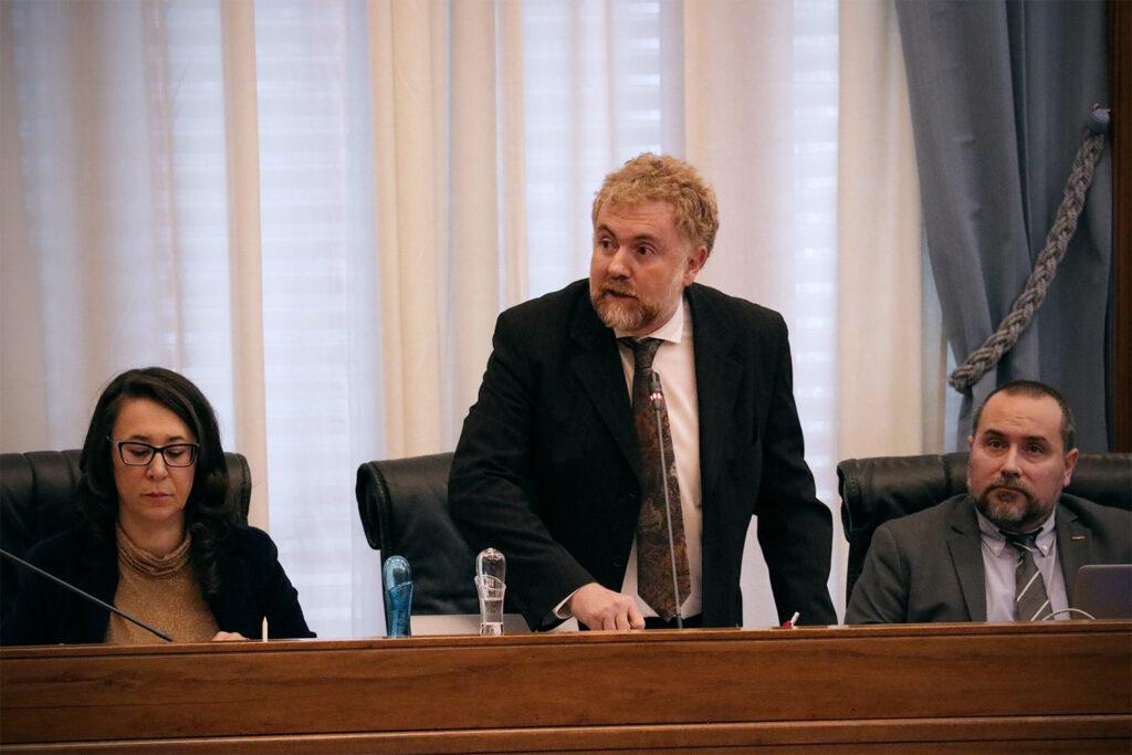 Consiglio Regionale 05.12.18 - Luigi Vesan