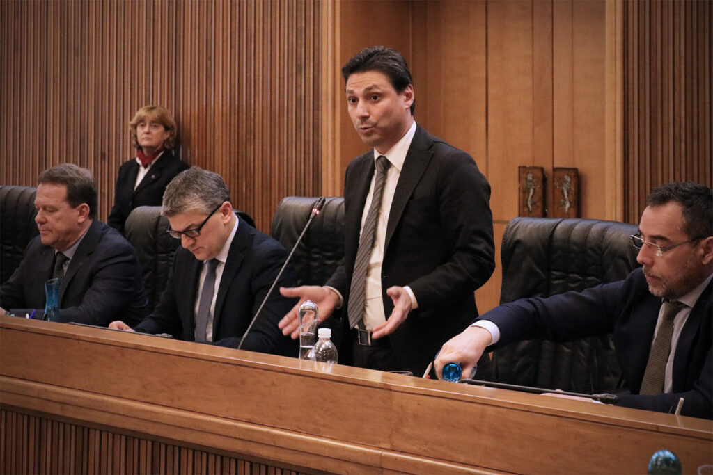 Consiglio Regionale 05.12.18 - Laurent Viérin