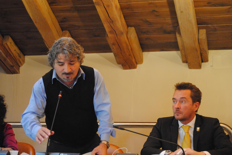 Vincenzo Caminiti e Luca Zuccolotto