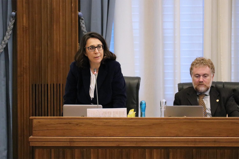 Daria Pulz Consiglio regionale