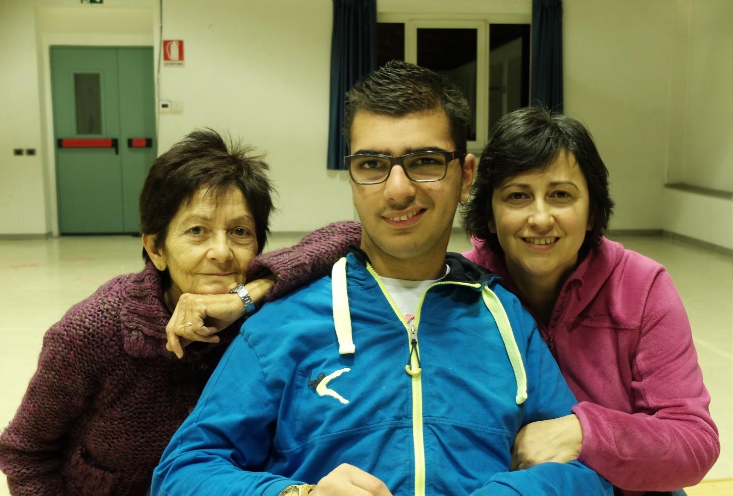 I Monelli dellarte Mariuccia Allera Longo Lorenzo Nicolasi e Lorena Borettaz