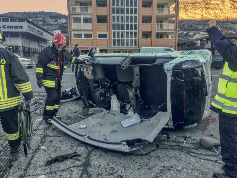 Incidente Corso Ivrea