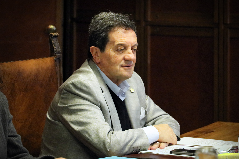 Mauro Baccega - Nuova Giunta