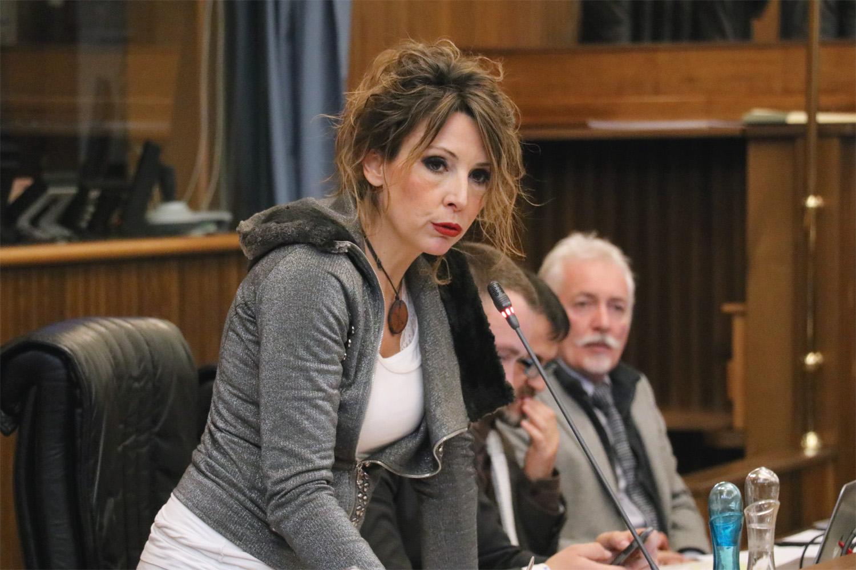 Nicoletta Spelgatti Consiglio regionale