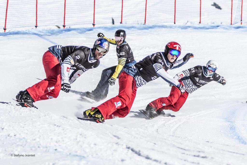 SnowboardCross Cervinia PH Stefano Jeantet HD