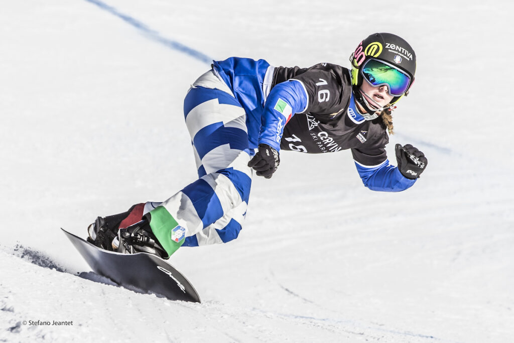 SnowboardCross Cervinia PH Stefano Jeantet MD