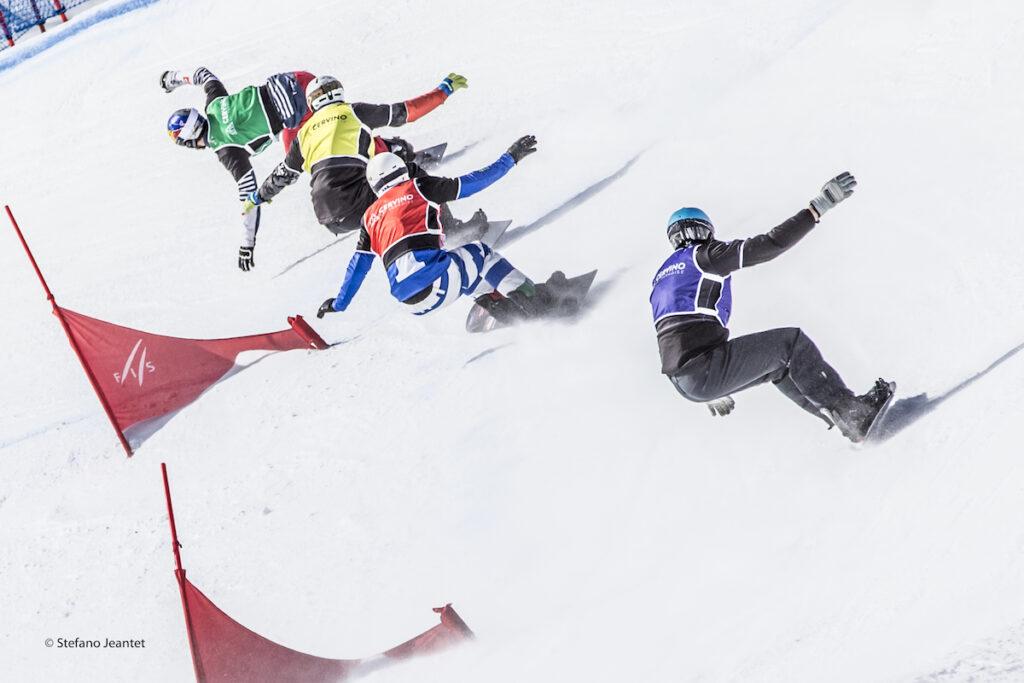SnowboardCross finali Cervinia PH Stefano Jeantet MD