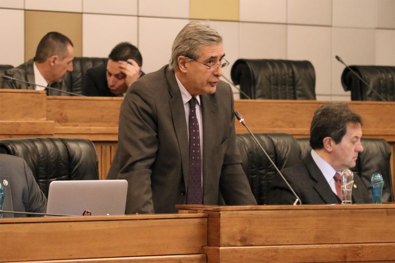 Consiglio Regionale Antonio Fosson