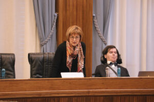 Consiglio Regionale Chiara Minelli