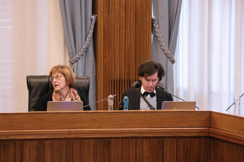 Consiglio Regionale Chiara Minelli Alberto Bertin