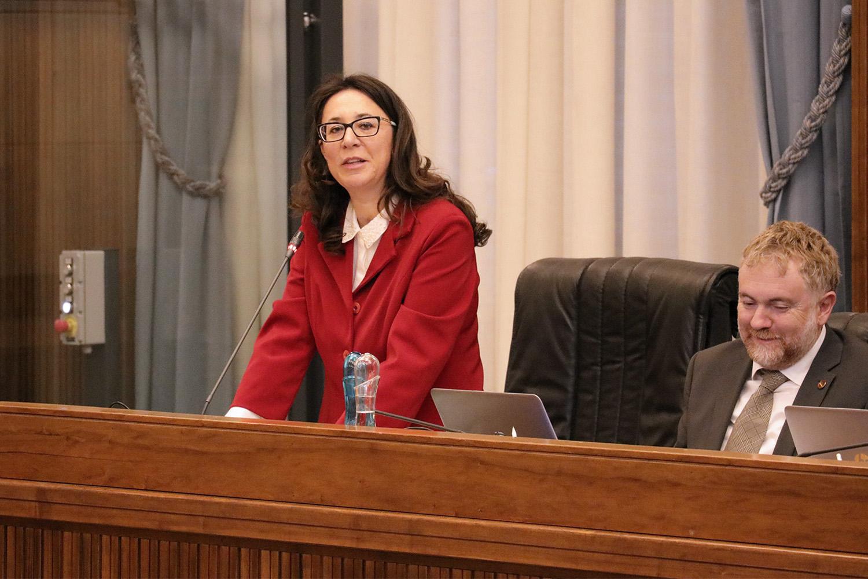 Consiglio Regionale Daria Pulz