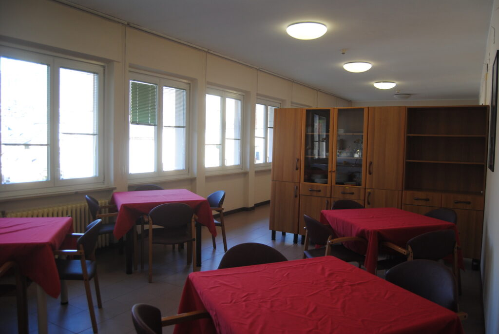 Residenza protetta - centro diurno - JB Festaz