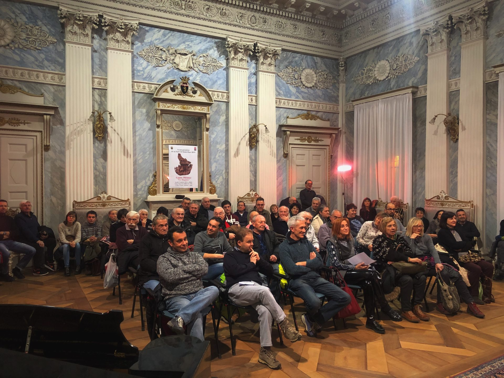 Presentazione Le Magnin di Guido Diémoz