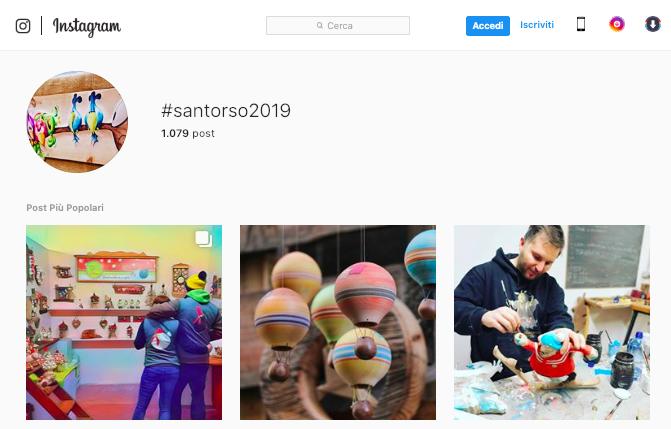 contest instagram santorso2019