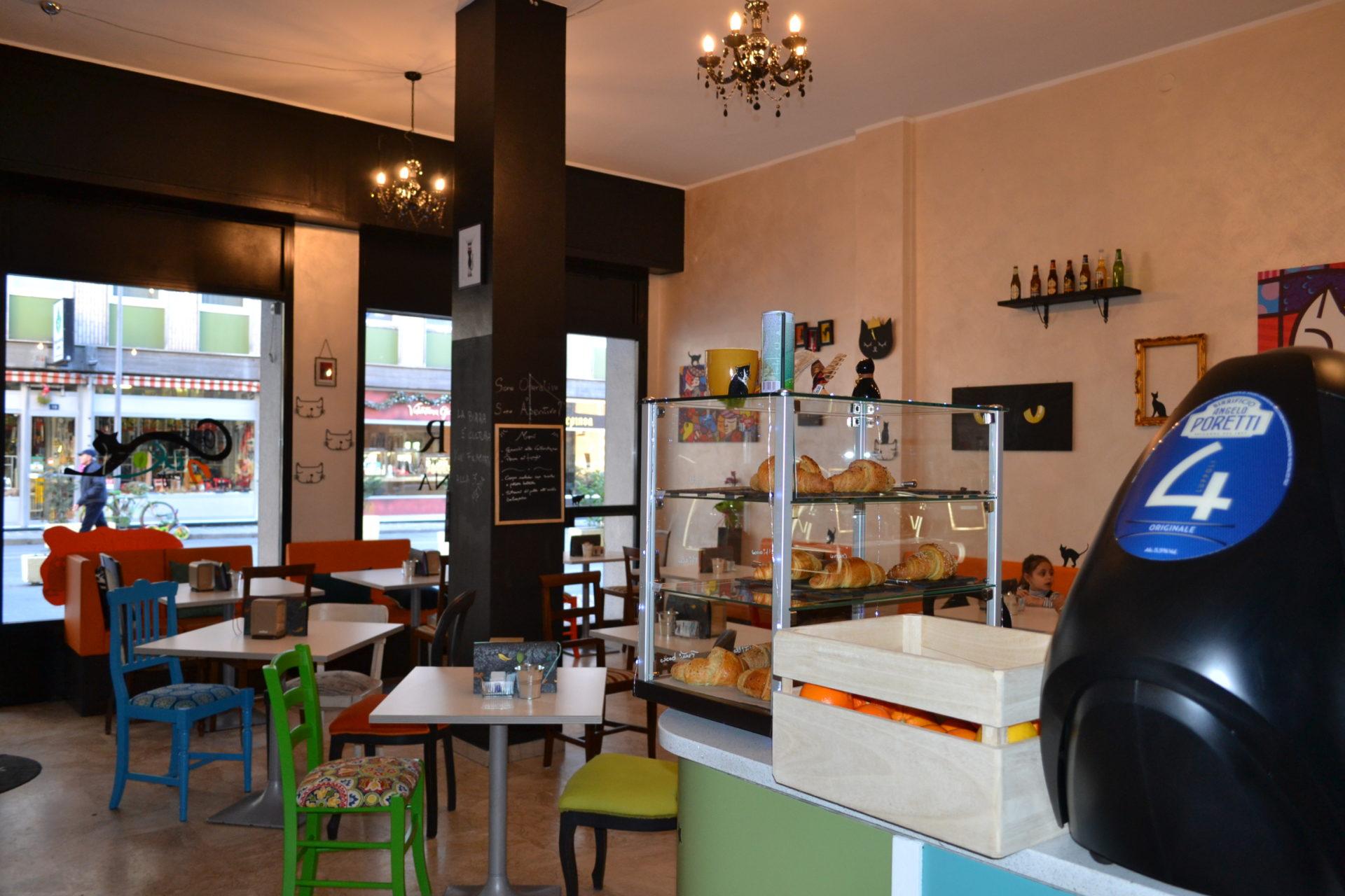 Un Break Nel Cuore Di Aosta Certo Al Gatto Nero Cafè Aostasera