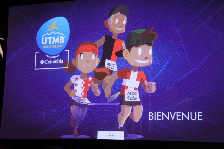Presentazione locandina UTMB