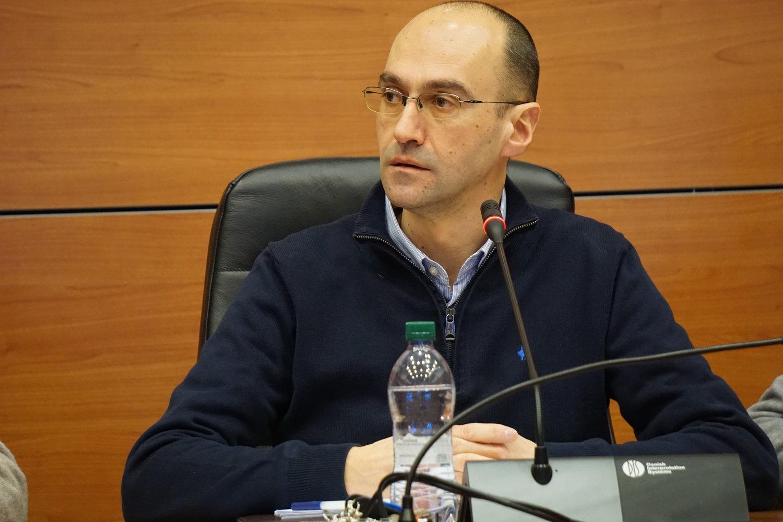 Consiglio comunale Saint-Pierre - Paolo Lavy