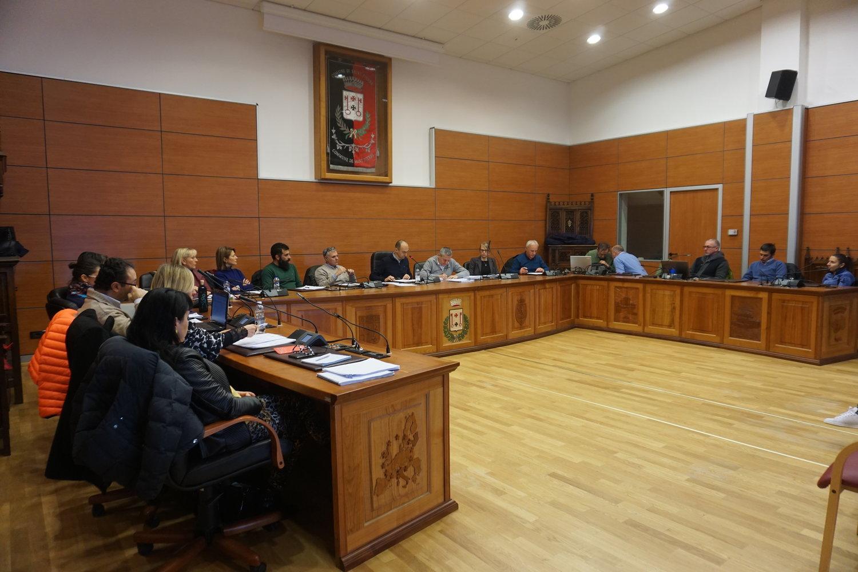 Consiglio comunale Saint-Pierre