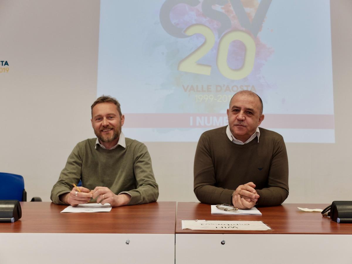 Fabio Molino e Claudio Latino