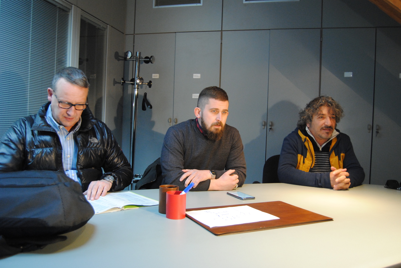 Andrione, Aiello, Caminiti