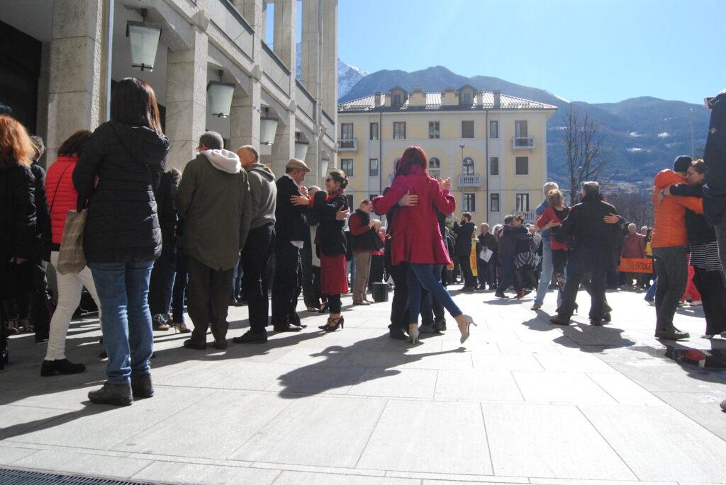 Manifestazione Ccs cogne