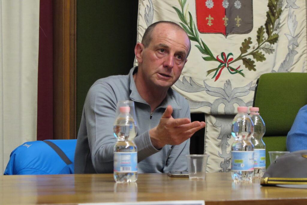 Franco Trèves Sovrintendente forestale