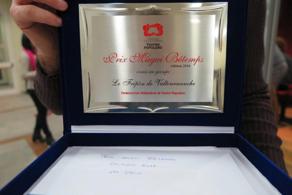 Premio Maguì Bétemps