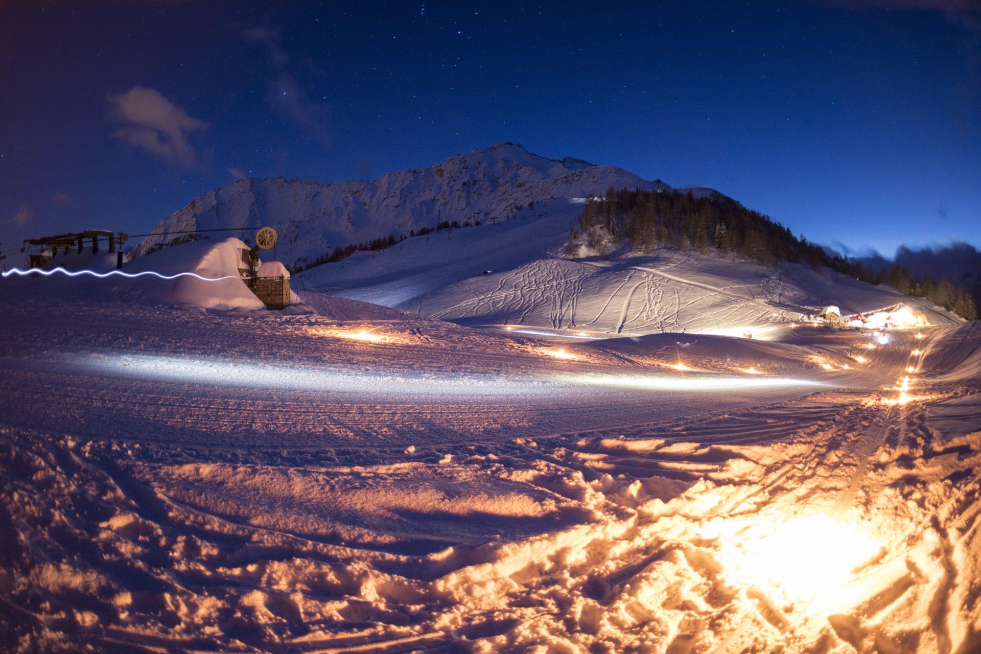 Winter Eco Trail - Foto di Alexis Courthoud