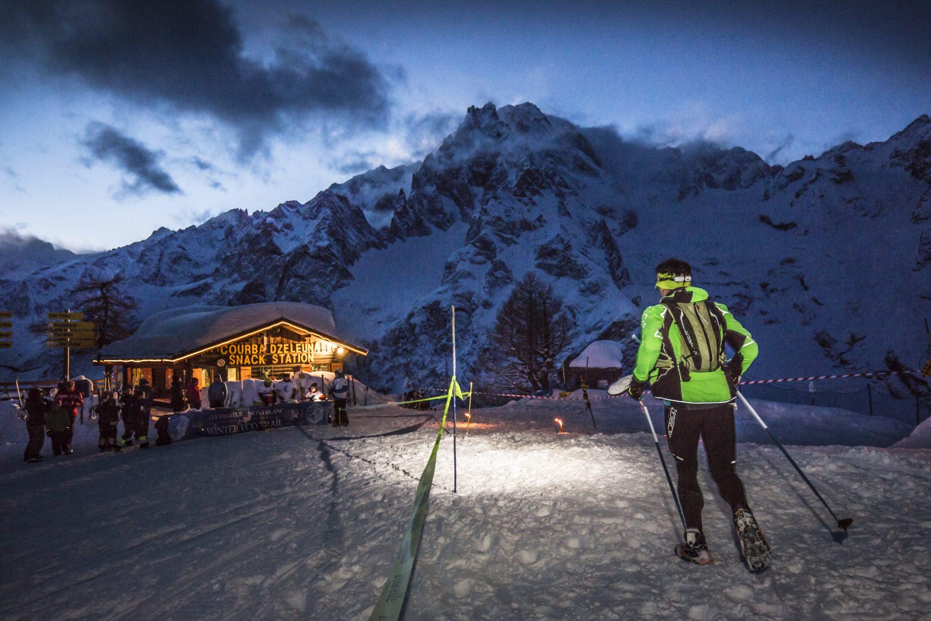 Winter Eco Trail - Foto di Stefano Jeantet