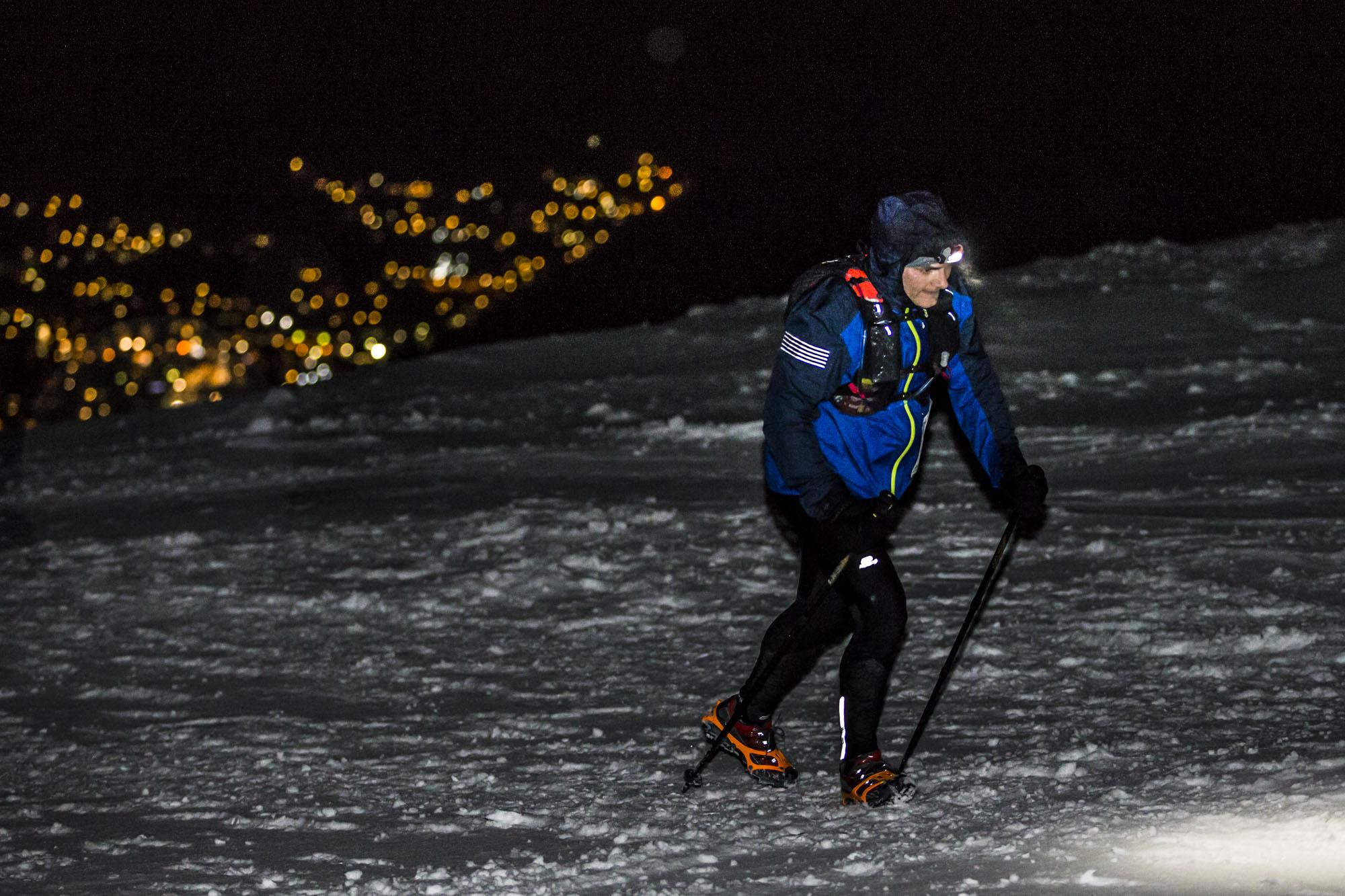 Winter Eco Trail Foto di Stefano Jeantet