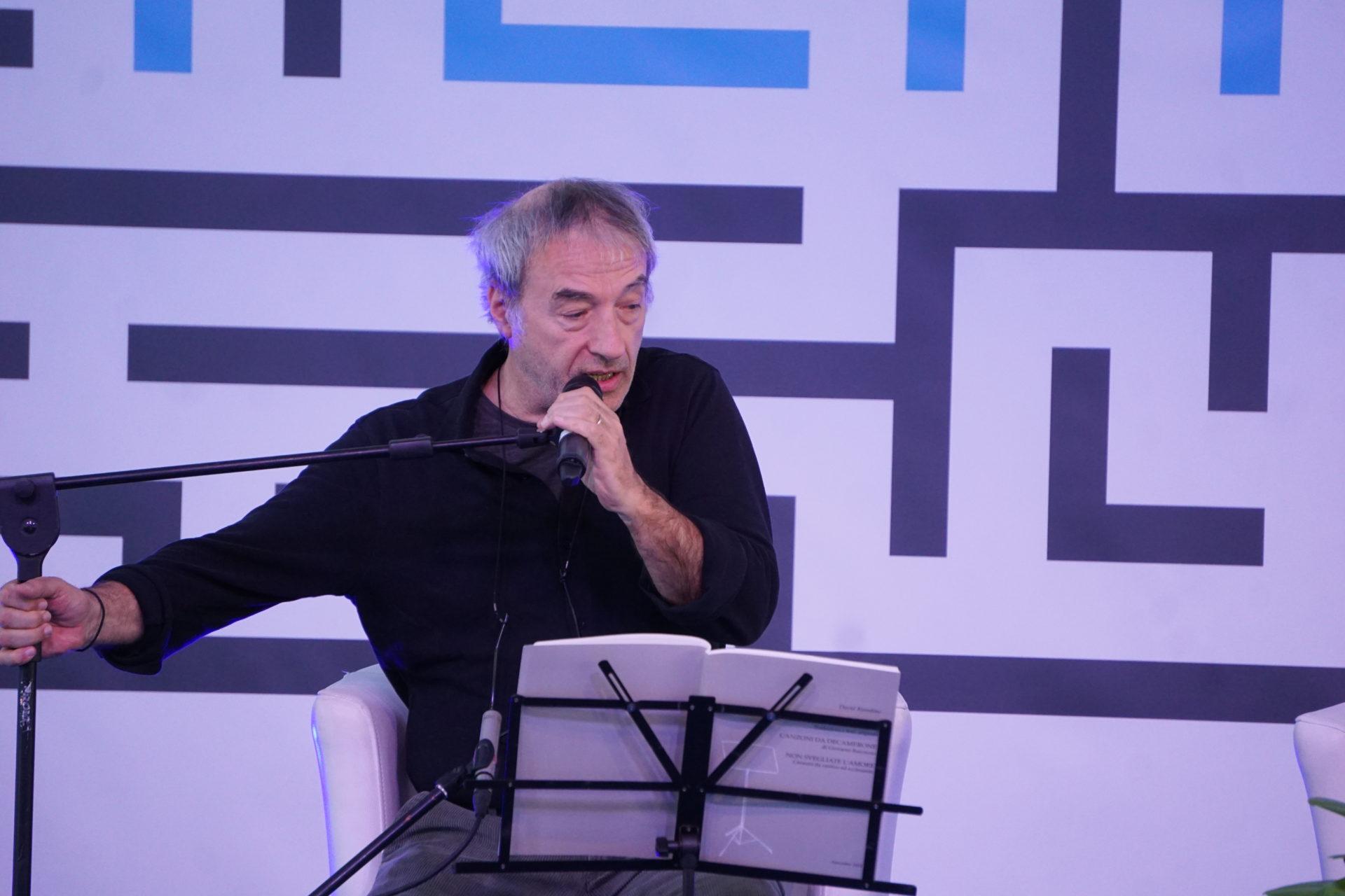 David Riondino - Les Mots 2019