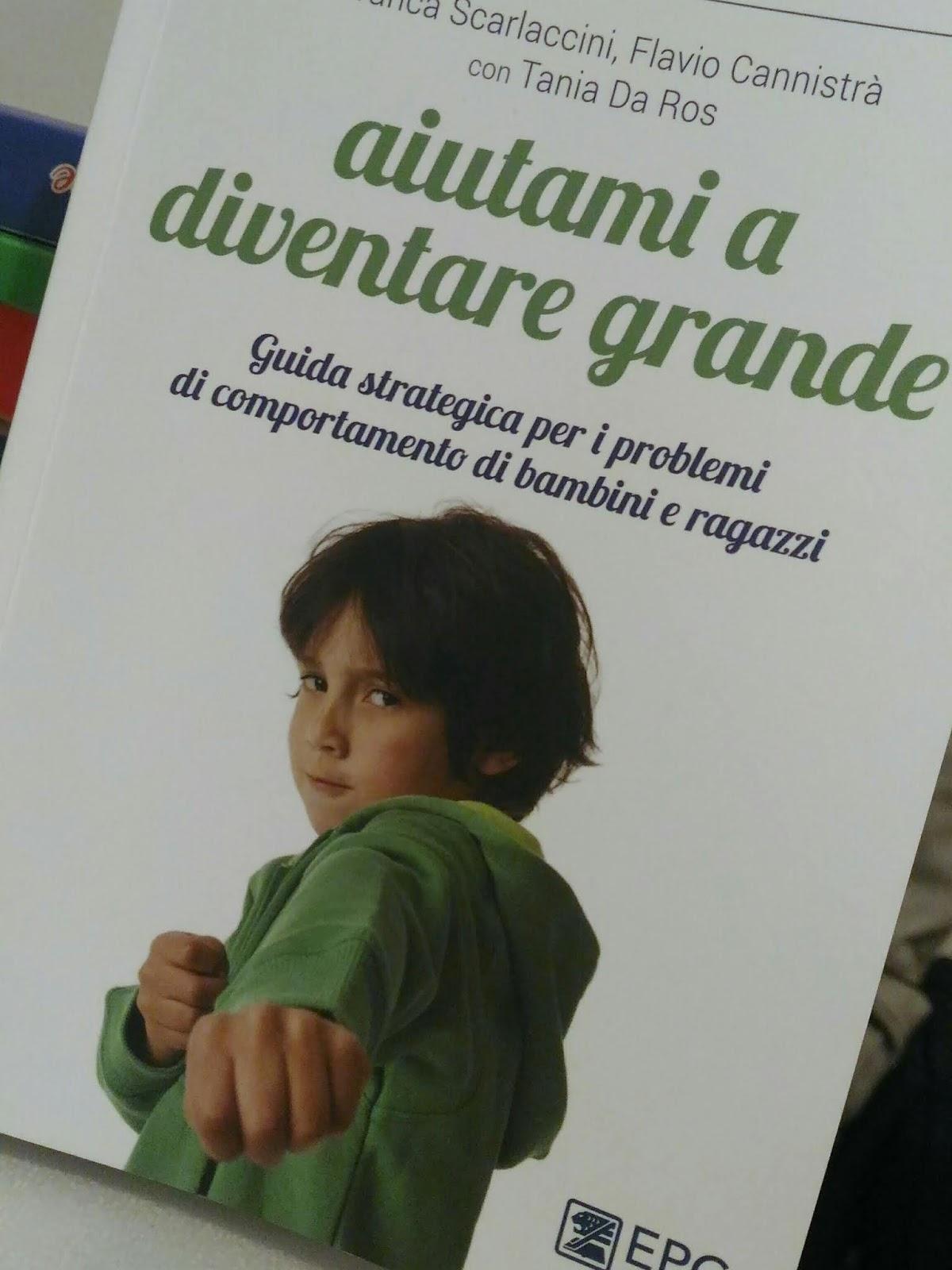 Franca Scarlaccini Aiutami a diventare grande