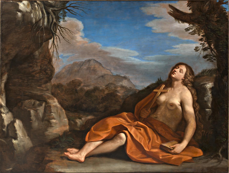 Santa Maria Maddalena - Guercino