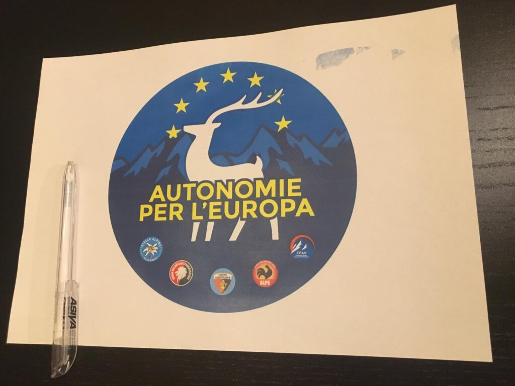 Simbolo Autonomie per l'Europa