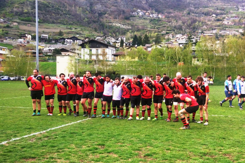 Stade Valdotain CUS Torino