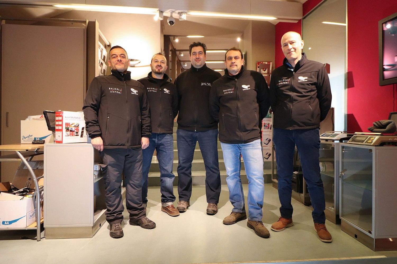 Staff Tecnico Baldelli