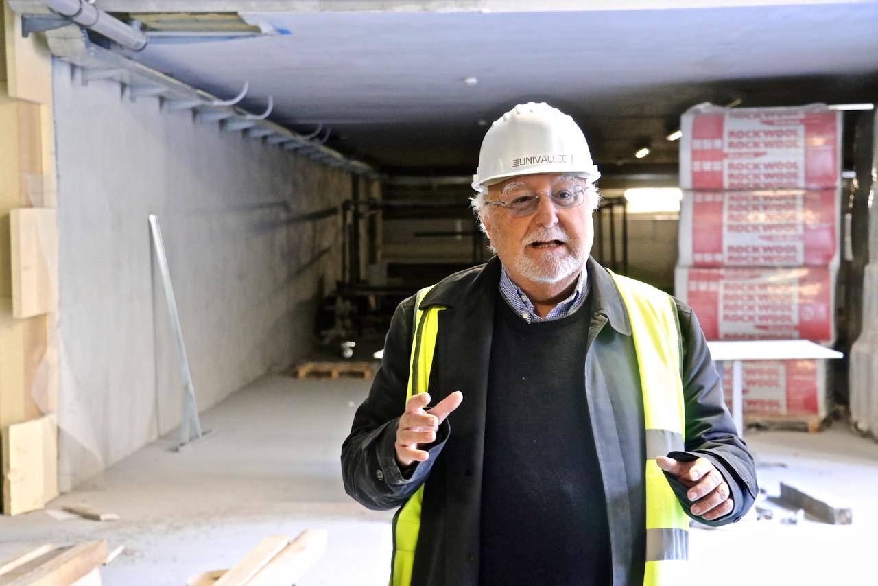 Bruno Milanesio - Amministratore unico NUV