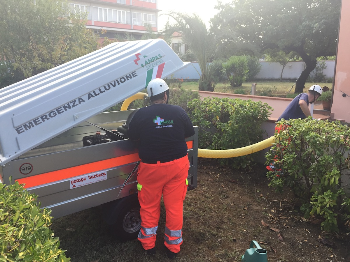 volontari soccorso