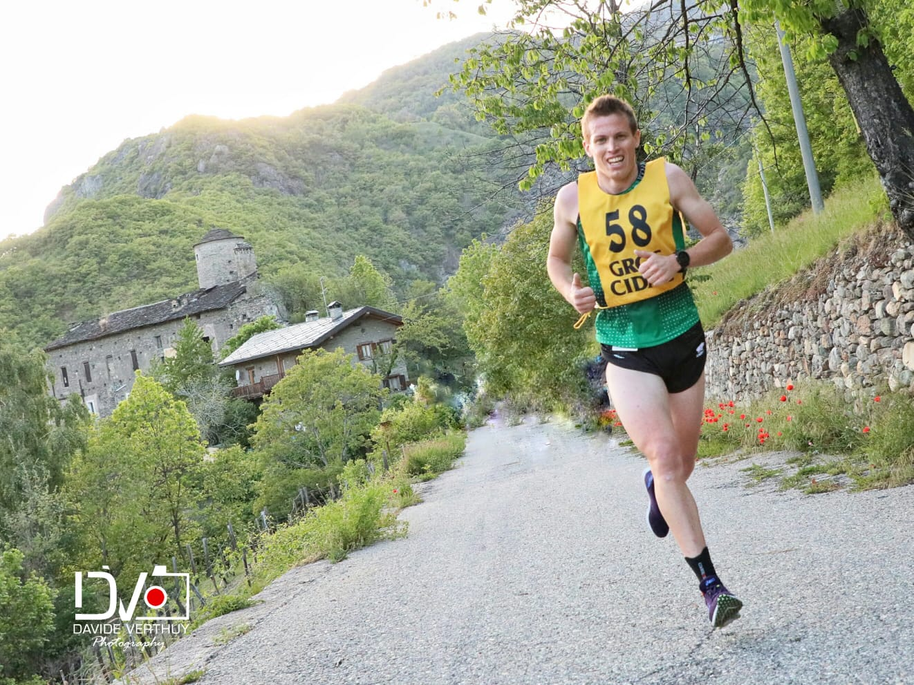 Alex Ascenzi foto Davide Verthuy