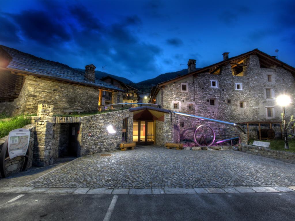 Maison Gargantua Gressan